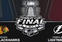 2015 NHL Final Games