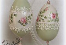 Egg decor