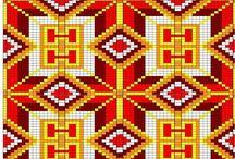 diagramas mochilas wayuu