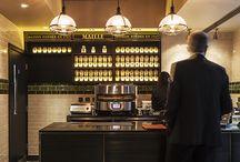 Galvin HOP, London / Galvin HOP is a luxury gastro pub in Spitalfields, London, interior design by DesignLSM