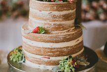 Wedding cake / by Lauren Bergmann