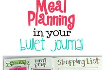 Mon cahier bullet journal
