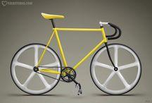 Bikes / Fixed gear (and a few road) bikes
