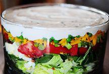 Salads / Vegetables