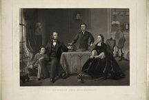 The Lincolns at the Library of Congress