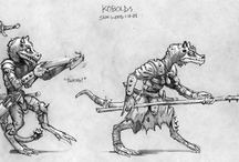 Kobolds / by Matthew Caulder