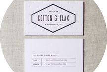 Business Cards / Business card design we like