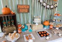 Marie's Baba Shower / Ideas for decorations and food
