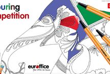 Euroffice Competitions / Look out for our great competitions with some great prizes to be won