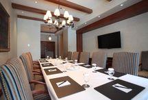 Réunions / Meetings / Réunions exécutives / Executive meetings, set up