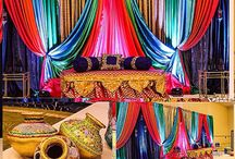mendhi decor