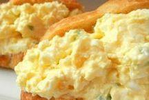 salda de ovos