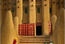 ARCHITECTURE AFRICAINE