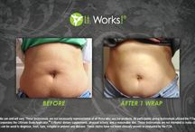 LenesBodywraps / Have you tried that crazy wrap thing? It tightens, tones and firms in as little as 45 minutes!!