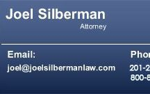 Our-Practices / At the Law Offices of Joel Silberman no case is too big or too small.  Whether you have been issued a summons for Municipal Court or been charged with a First Degree offense, you will receive the same aggressive and hard-hitting representation.