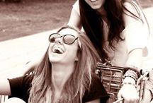 Bestfriends=Sisters  / by McKenzie Booker