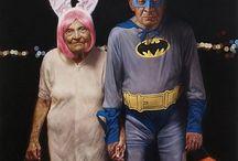 Gone Batty / BATMAN , BATS, & SUPERHEROES  / by Kim Goodwin