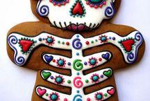 Gingerbread Men / Short story