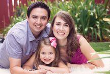 Photos of Families / Family Photos. Family Photos at a Park Family Photos at their  Home. Cute Family Photos