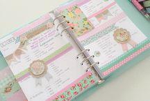 Agenda / Planner / Bullet journal