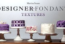 Designer Fondant Textures! / My latest Craftsy class! http://www.craftsy.com/fashiontextures25 / by Just Cake - Marina Sousa