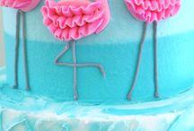 Wedding's Fondant Cake