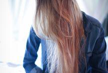 HAIR Rose blondes  / by Heather Krohn