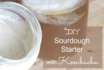 Sourdough Starter (GF) / by Bonnie M.