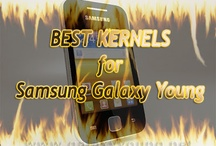 Kernels / by Ultimate Resource for your Samsung Galaxy device | ROMs, MODs, TWEAKs www.GalaxYYounG.Net