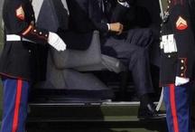 Mr President Sir / by Vivian Hartsell