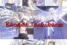 Kanade Tachibana / Anime Karakteri