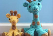 Giraffe ideeën