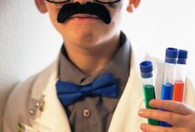 Scientist dress up