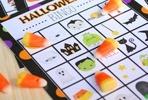 Halloween / Halloween decor and crafts / by Melanie Collette