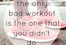 Running and Fitness / Jogging, running, cross training, 5k, 10k, half-marathon, marathon.  You get the idea.