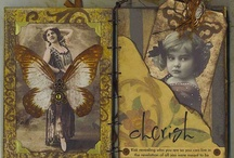 Altered books / by Kelley Norris