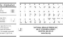 Vision/Braille etc / by Karen Walker