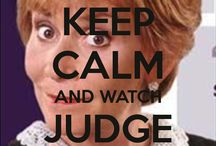 Judge Judy / by Kathy
