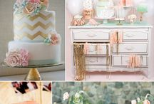 Inspiration and color boards