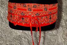 COLLECTION de CEINTURES OBI et à nouer par Mm-Créations-Encorewhat / Toute ma collection de ceintures OBI et à nouer créées et confectionnées par Mm-créations-encorewhat. Retrouvez toutes mes créations sur mon site web: mm-créations-encorewhat.com