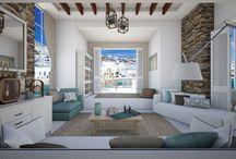 interior design -- my creation / #roomstyler