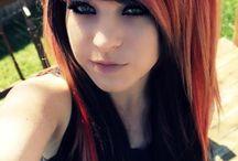 My type of hair ;-) / by 💙NIGHTCORE💙