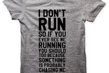 T-shirts...