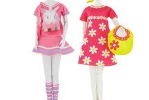 Like ''Manina'' doll!