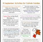 Liturgical Year- September