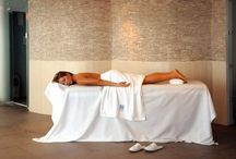 Santorini Lilium Zen Spa massages / Touch is the core ingredient of massage therapy and also combines science and art