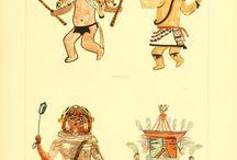Hopi drawings