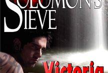 Solomon's Sieve / Knights of Black Swan, Book 7