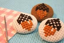 Cross stitch goodness/Embroidery