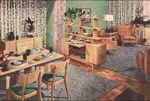 Mid-Century Furniture / by No Pattern Required